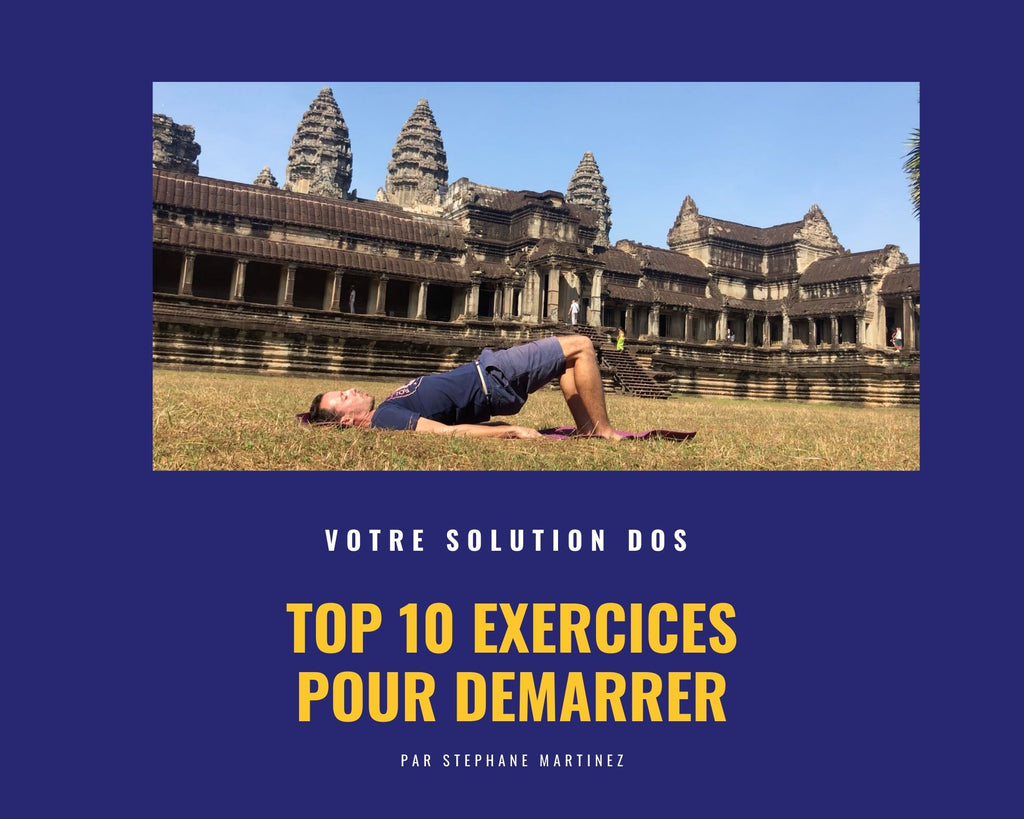 TOP 10 EXERCICES POUR DEMARRER