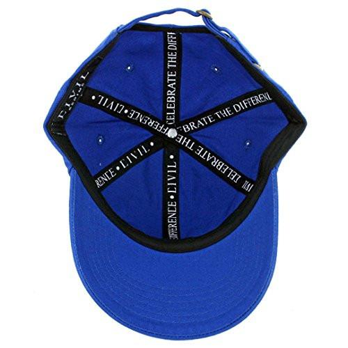 14eaa5ae01286 ... Civil Regime Norm Core Strapback Hat Classic Unstructured Polo Dad Cap