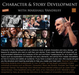 Character & Story Development with Marshall Vandruff
