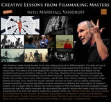 Creative Lessons from Filmmaking Masters with Marshall Vandruff