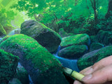 Art of Studio Ghibli BG Painting (2 Days) with Yohichi Nishikawa