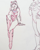 Costumed Gesture Drawing with Kirk Shinmoto