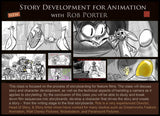 Story Dev for Animation with Rob Porter