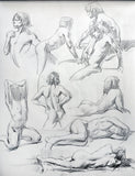 Analytical Figure Drawing (Monday) with Kevin Chen