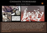 22 Cinematic Storyboard with Alan Wan