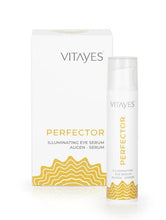 Perfector, eye serum with anti-aging immediate effect for mild wrinkles