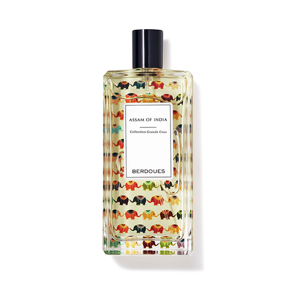 Eau de parfum Assam of India Berdoues Grands Crus