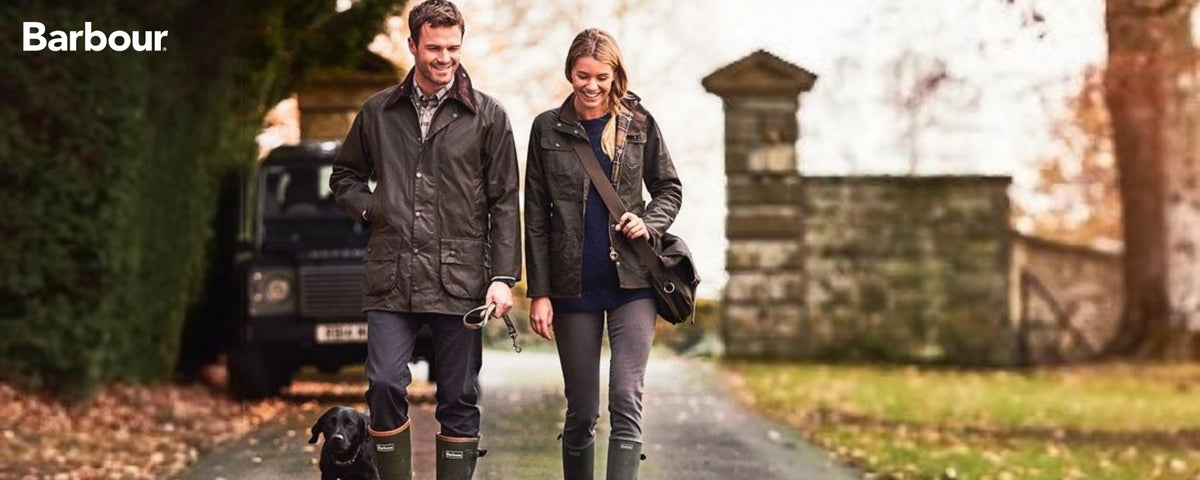 Barbour Womens