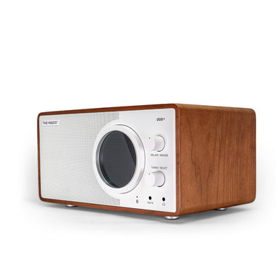 THE +RADIO DAB+ WITH BLUETOOTH CHERRY (*Online only)