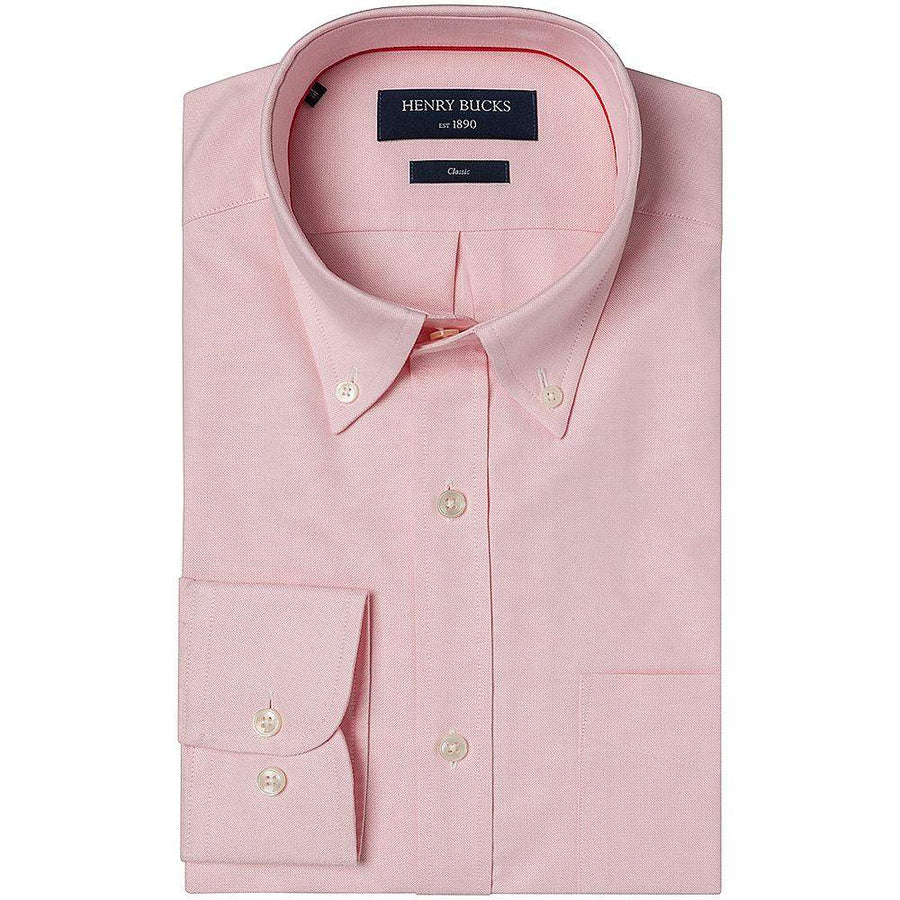HB 1890 Oxford Single Cuff Cotton Shirt