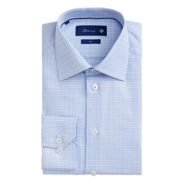 HENRY LUXURY PRINCE OF WALES SHIRT