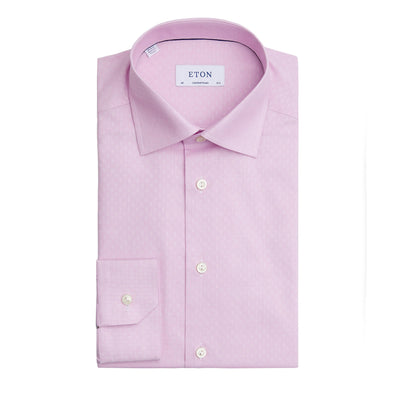 ETON FANCY JACQUARD SHIRT