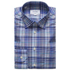 ETON BOLD PLAID SHIRT