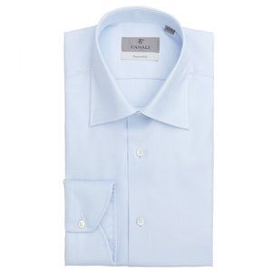 CANALI TWILL DRESS SHIRT