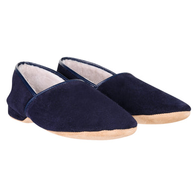 DEREK ROSE CRAWFORD SHEEPSKIN SLIPPERS
