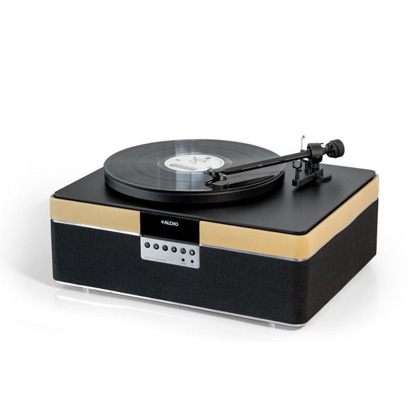 THE+RECORD PLAYER MAPLE - (*Online only)