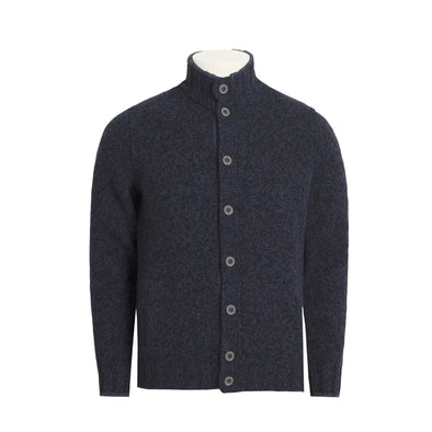 GRAN SASSO ZEGNA WOOL KNITTED JACKET