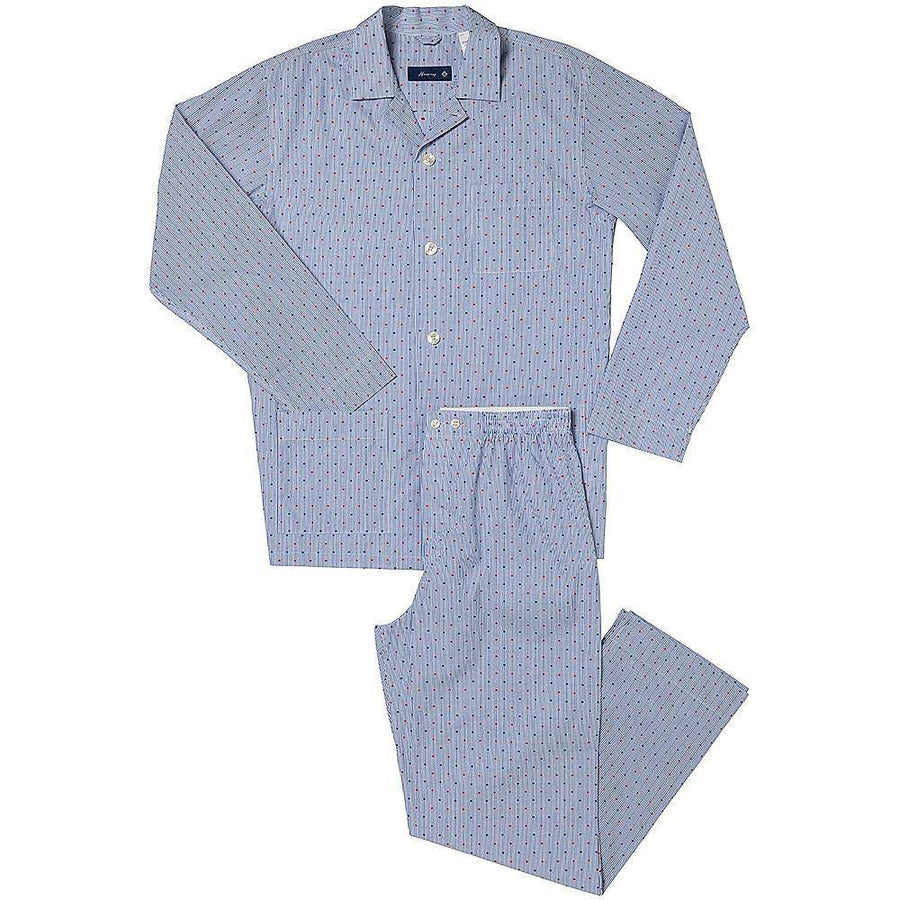 Henry Dot Cotton Pyjamas