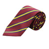 ASCOT REGIMENT STRIPE TIE