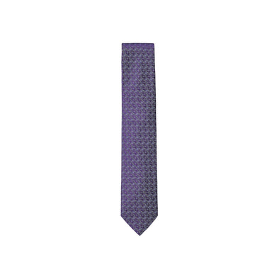 ETON PURPLE & NAVY TIE