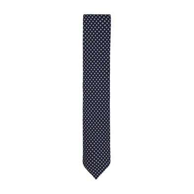 FUMAGALLI EMBROIDERED TIE