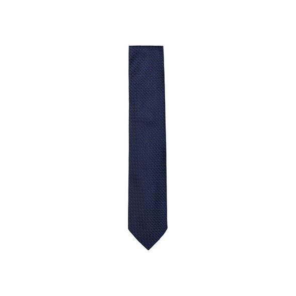 HENRY SARTORIAL EMBROIDERED TIE