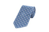 ASCOT SMALL SQUARE SILK TIE