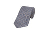 ASCOT LARGE CIRCLE SILK TIE