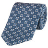 DRAKES FLORAL STAR TIE