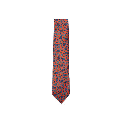 ASCOT OF GERMANY DENSE PAISLEY TIE