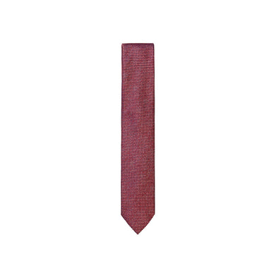 ASCOT OF GERMANY WOVEN PATTERN TIE