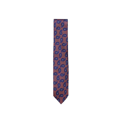 ASCOT OF GERMANY WOVEN PAISLEY TIE