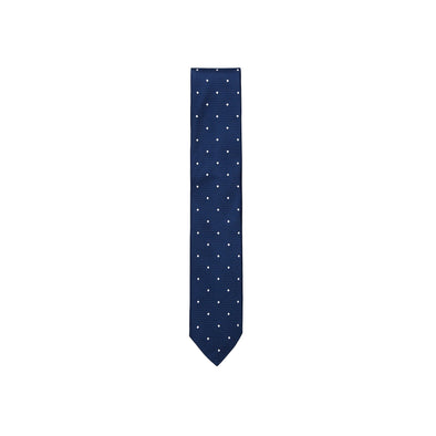 ASCOT OF GERMANY POLKA DOT TIE