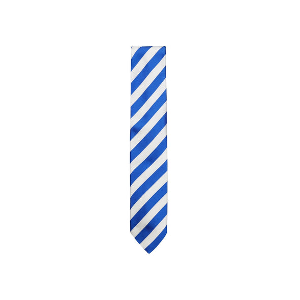 ASCOT OF GERMANY CLUB STRIPE TIE