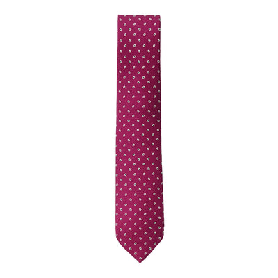DRAKES QUIRKY INNER DOT PR TIE