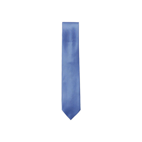 HENRY SARTORIAL SATIN MICRO PATTERNED COLOUR TIE