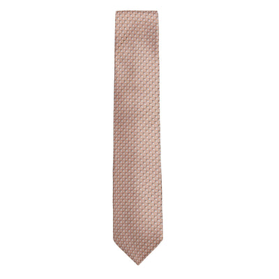 CANALI BRIGHT EMBROIDERED FLORAL TIE