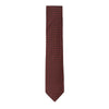 FUMAGALLI 2 COLOUR SILK TIE