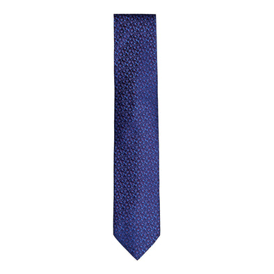 CANALI ABSTRACT FLORAL TIE