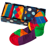HAPPY SOCKS-Happy Socks Mix Gift Box-Henry Bucks