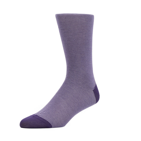 PANTHERELLA MICRO STRIPE SOCK