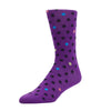 PANTHERELLA COLOURED SPOT SOCK