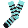 HAPPY SOCK SQUIGGLY SOCKS