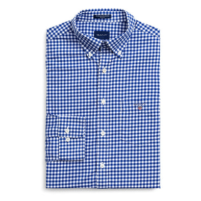 GANT GINGHAM BROADCLOTH SHIRT (online only*)