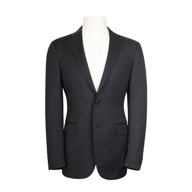 ZEGNA  SB 2BT SUIT NAVY REG