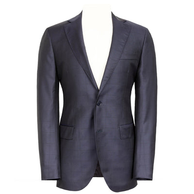 HENRY SELF WINDOWPANE SUIT