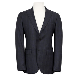 HENRY SARTORIAL CHARCOAL CHECK SUIT