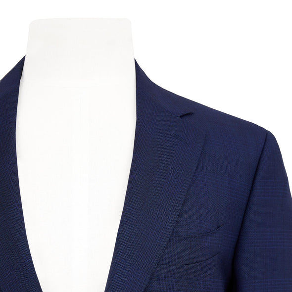 CANALI GLEN CHECK SUIT