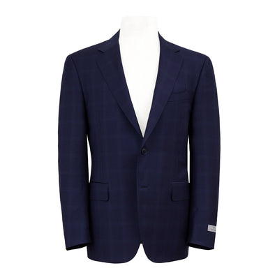 CANALI WINDOW CHECK SUIT