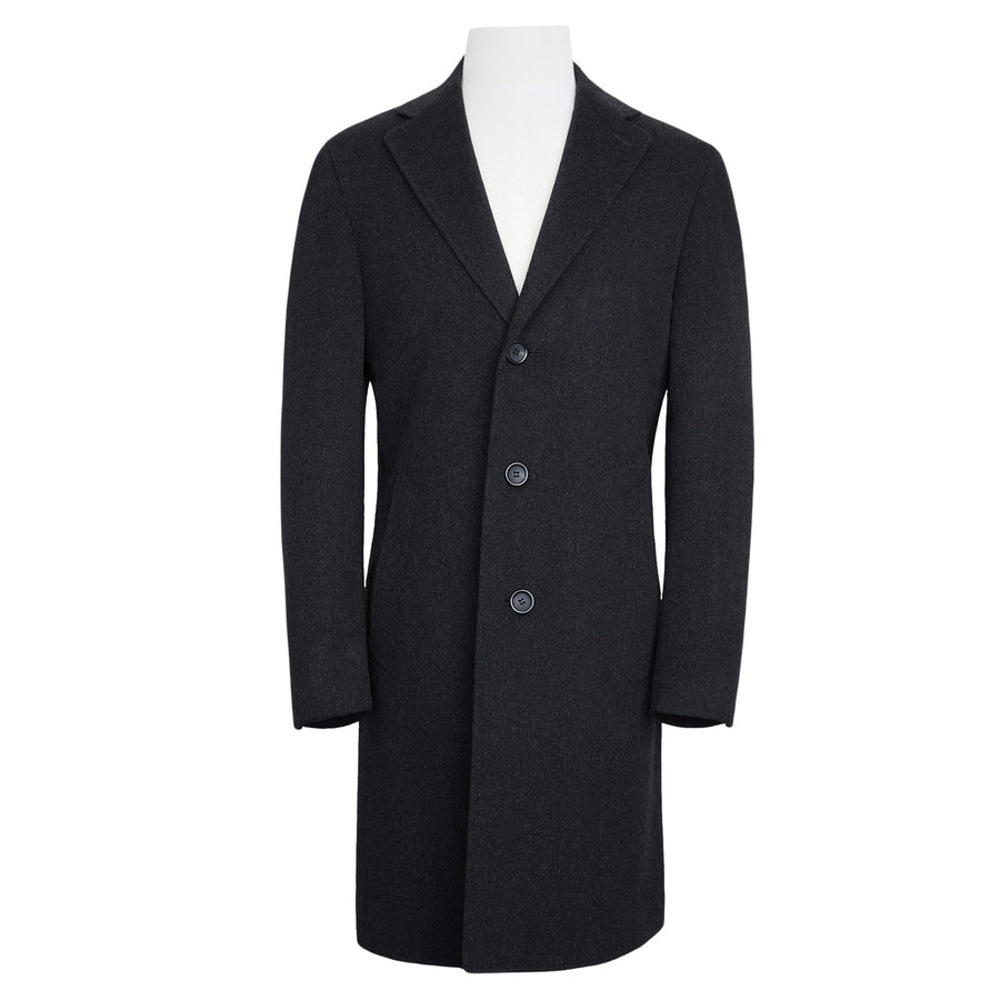 CANALI WOOL CASHMERE COAT